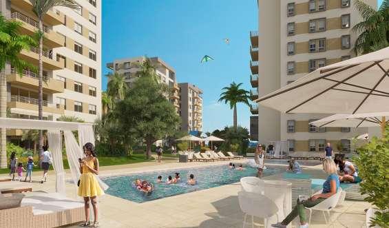 Nuevas torres de apartamentos de 121m2 en la jacobo
