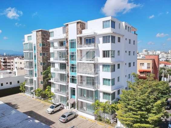 Centrico y moderno apartamento la esapañola santiago