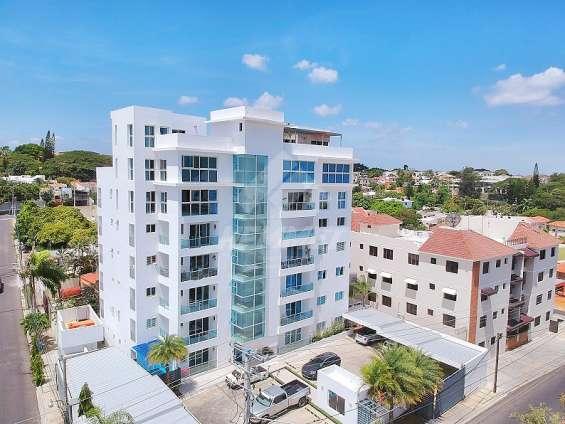 Increible apartamento cerros gurabo con terraza privada