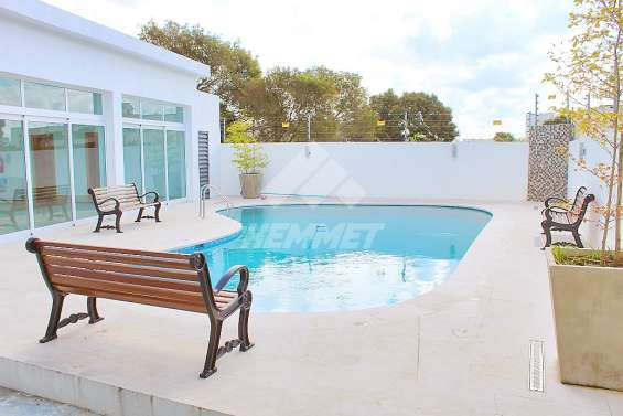 Torre con piscina y linea blanca zona monumental 2 hab
