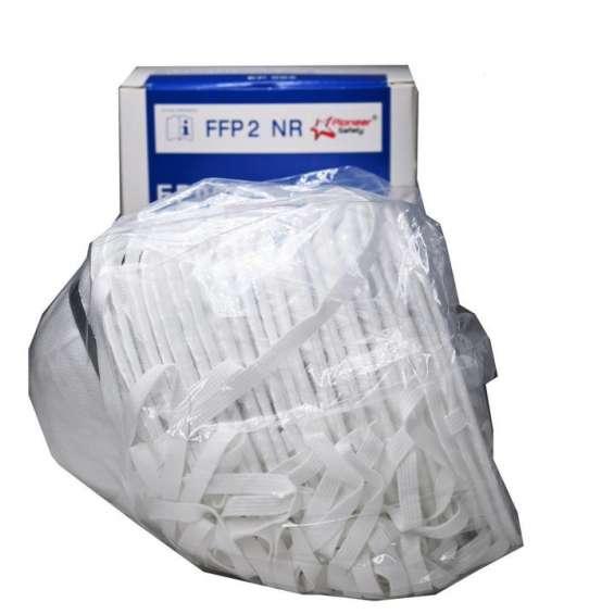 Ffp2 disposable respirator mask