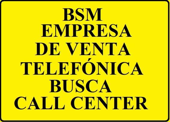 Empresa de energia electrica española busca un calle center