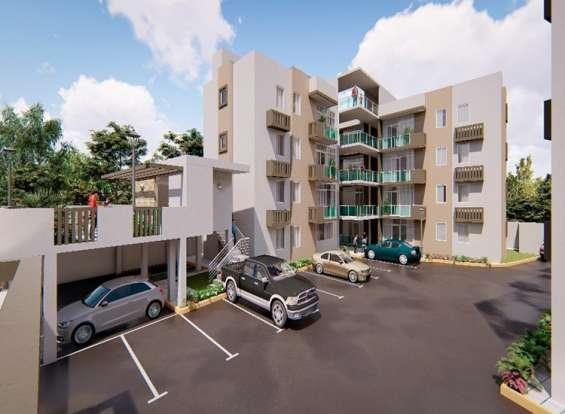 Gran proyecto de apartamentos en la jacobo majluta con terminacion de primera nuevos
