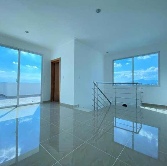Nuevo penthouse en los alamos, santiago