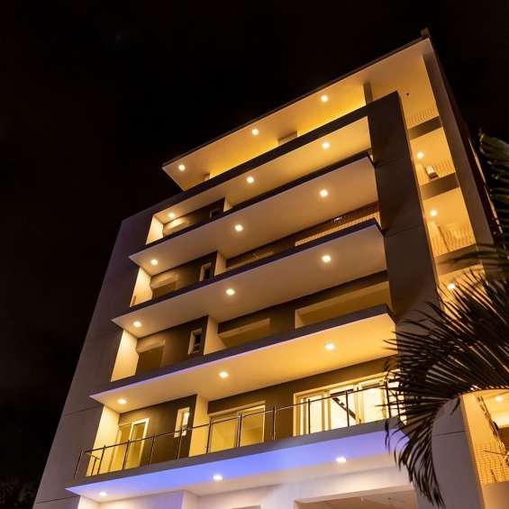Apartamento nuevo en venta cerros de gurabo, santiago