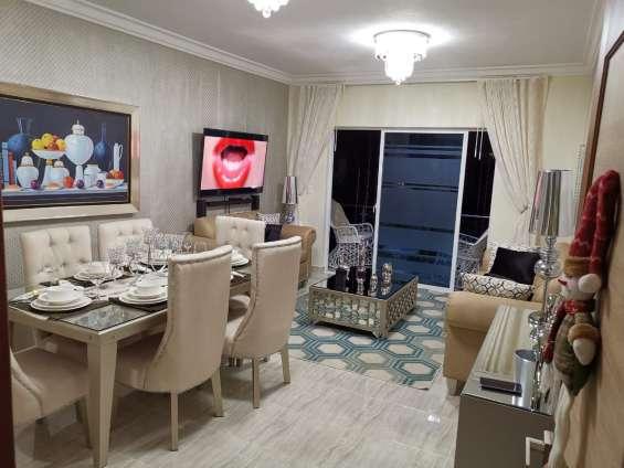 Vendo hermoso apartamento en higüey, amueblado y sin amueblar
