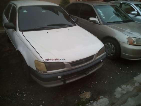 Toyota corrolla 2000 en excelentes condiciones