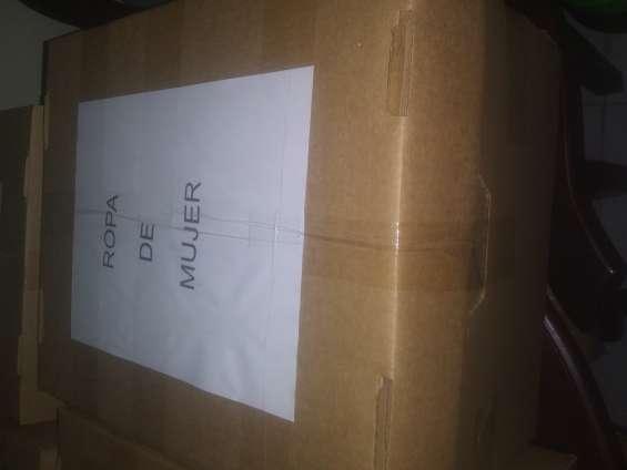Cajas de ropa de mujer 30 piezas