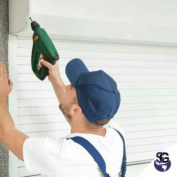 Fotos de Mantenimiento y  reparación  shutters 2