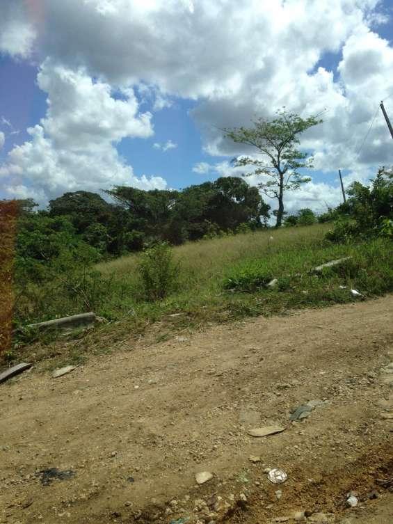 Vendo en abreu, provincia maria trinidad sanchez