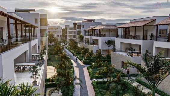 Luxury project apartaments 1,2 y 3 hab., playa punta popy, las terrenas